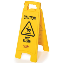A Frame Floor Sign (Wet Floor)