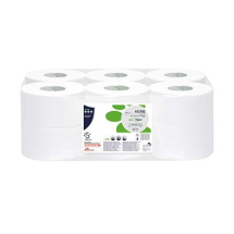 BIO TECH MINI JUMBO TOILET ROLLS 60mm Core