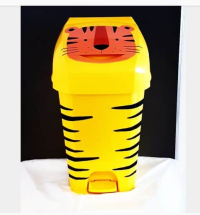 Tabi The Tiger Bin