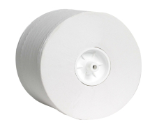 Matic Bunged Toilet Roll 2Plywhite 605 Sht