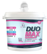 DUOMAX WET WIPES