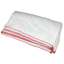 Dishcloths White 30 X 35 10Pack