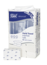 H2 Tork Advance Interfoldhandtowel