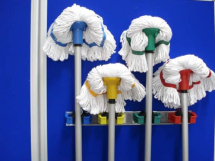 Wall Tidy Mop